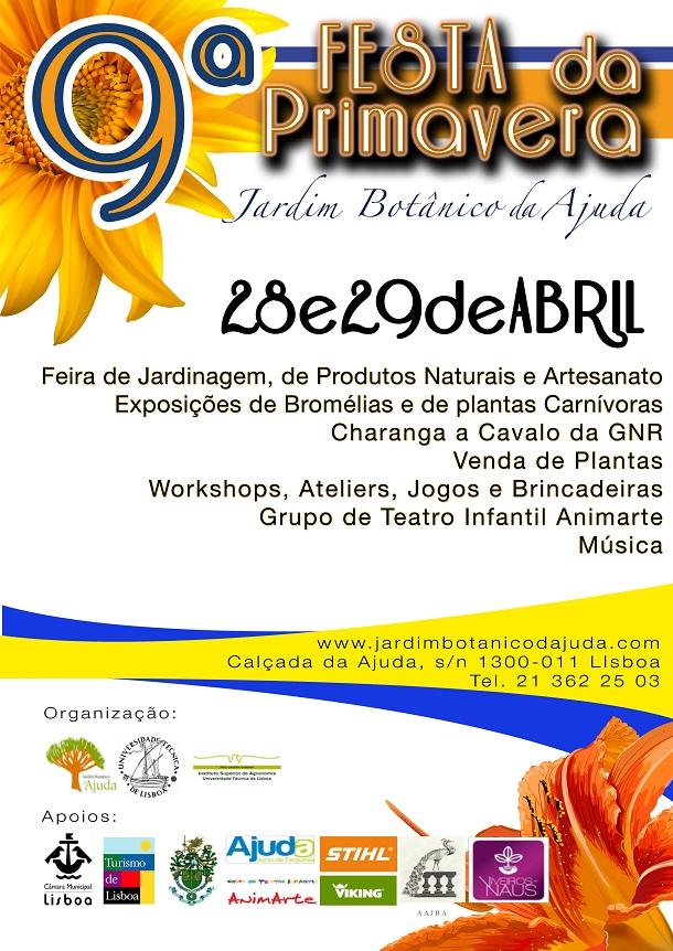 Festa da Primavera - Jardim botânico da Ajuda Cartaz_JB_Ajuda_prim_2012